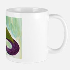 Mardi Gras Mermaid Mug