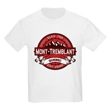 Mont-Tremblant Red T-Shirt