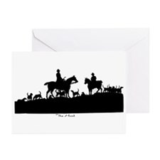 """""""The Hunt"""" NoteCards (Pk of 10)"""