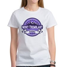 Mont-Tremblant Violet Tee