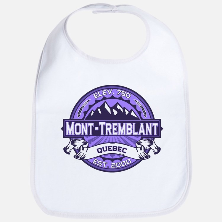 Mont-Tremblant Violet Bib