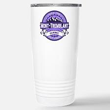 Mont-Tremblant Violet Travel Mug
