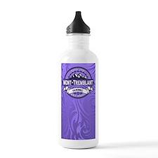 Mont-Tremblant Violet Water Bottle