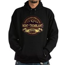 Mont-Tremblant Sepia Hoodie