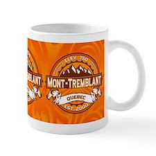 Mont-Tremblant Tangerine Mug
