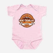Mont-Tremblant Tangerine Infant Bodysuit