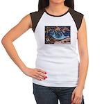 Adore Women's Cap Sleeve T-Shirt
