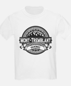 Mont-Tremblant Grey T-Shirt