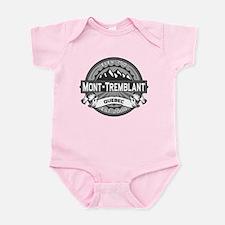 Mont-Tremblant Grey Infant Bodysuit