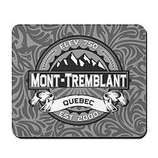 Mont-Tremblant Grey Mousepad