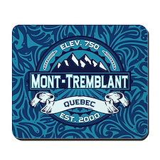 Mont-Tremblant Ice Mousepad