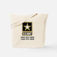 US Army Star Tote Bag
