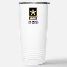 US Army Star Travel Mug