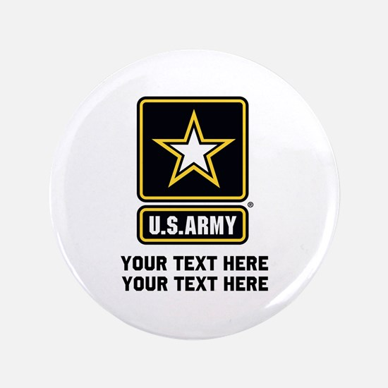 US Army Star Button