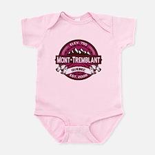 Mont-Tremblant Raspberry Infant Bodysuit