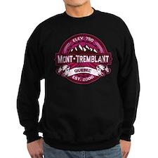 Mont-Tremblant Raspberry Sweatshirt