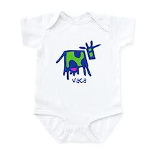vaca infant bodysuit