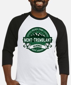 Mont-Tremblant Forest Baseball Jersey