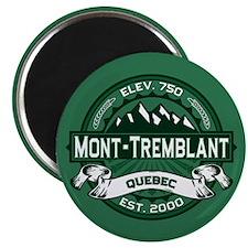 Mont-Tremblant Forest Magnet