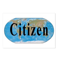 World Citizen Postcards (Package of 8)