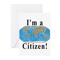 World Citizen Greeting Cards (Pk of 10)