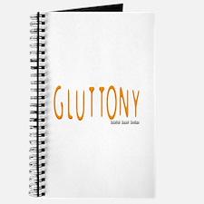 Gluttony Logo Journal