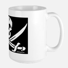 PIRATE FLAG Large Mug