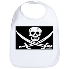 PIRATE FLAG Bib