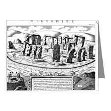 Rendering depicting Stonehen Note Cards (Pk of 20)