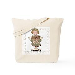 Gingerbread Christmas Tote Bag
