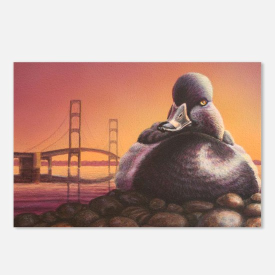 Sunset on the Straits Postcards (Package of 8)