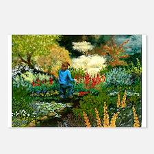 StephanieAM Garden Postcards (Package of 8)
