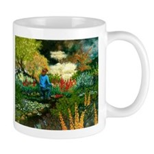 StephanieAM Garden Mug