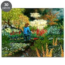 StephanieAM Garden Puzzle