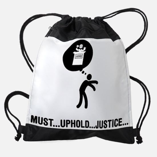 Judge-A Drawstring Bag
