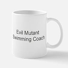 Evil Mutant Swimming Coach Mug