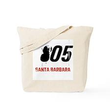 805 Tote Bag