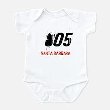 805 Infant Bodysuit