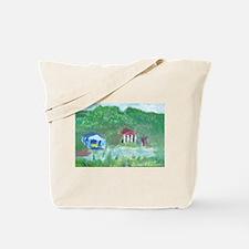 """""""Swamps"""" Tote Bag"""