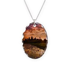 Angkor wat at sunrise Necklace