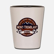 Mont-Tremblant Vibrant Shot Glass