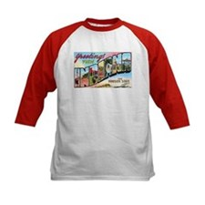 Indiana Greetings (Front) Tee
