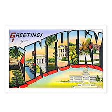 Kentucky Greetings Postcards (Package of 8)