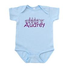 Audrey Onesie