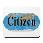 World Citizen Mousepad