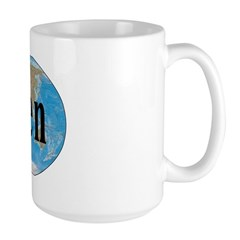 World Citizen Large Mug