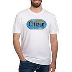 World Citizen Fitted T-Shirt