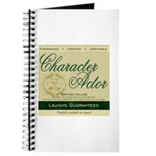 Character Actor Journal