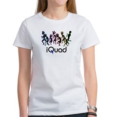 iQuad<br> Women's T-Shirt