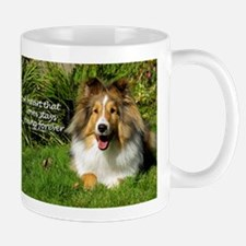 A heart that loves stays young forever Mug